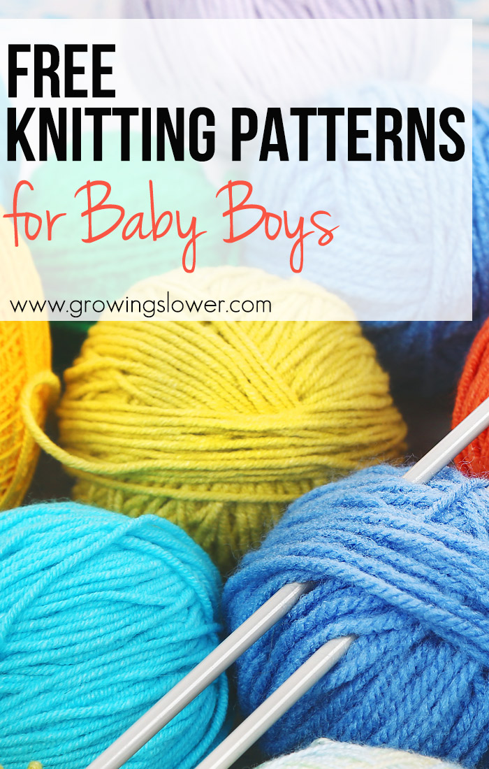 Knitting Pattern Baby Boy Jumper : 12 Free Baby Knitting Patterns - Hats, Sweaters, Turtle
