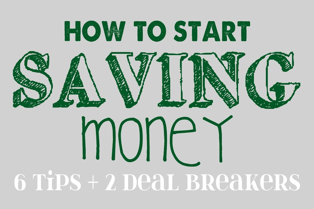 A debt free mom shares her best steps for how to start saving money and her very inspirational story of how she affords to stay at home. Start saving today!