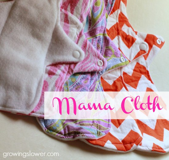 Postpartum Mama Cloth FAQ