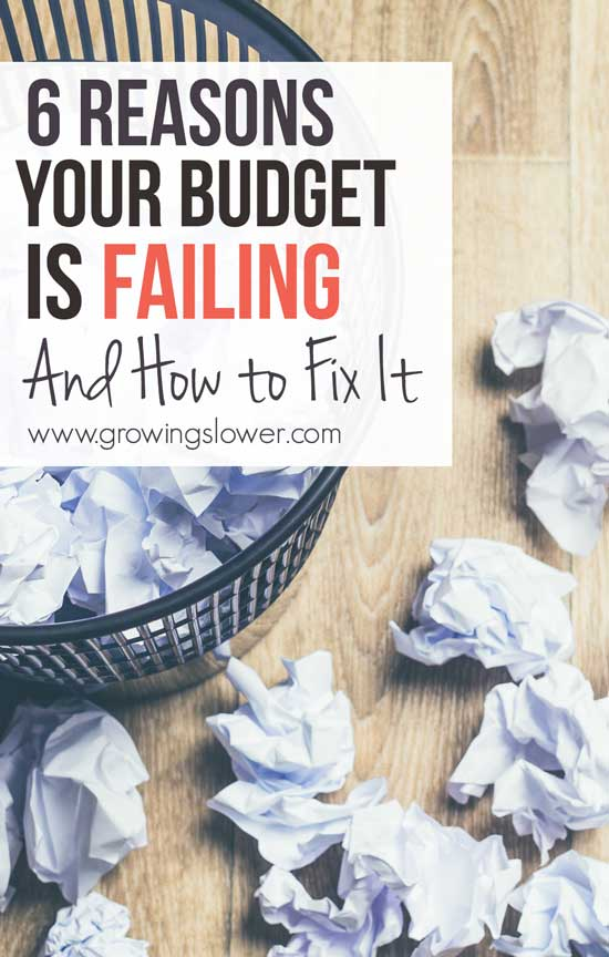 If you're sick of going over budget every month try these 5 ultra-simple tips to finally learn how to stick to a budget.