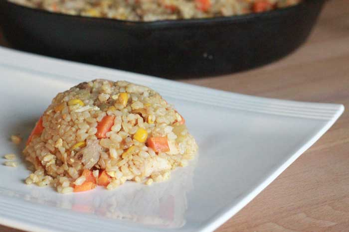 Use-What-You-Have Leftover Fried Rice Recipe