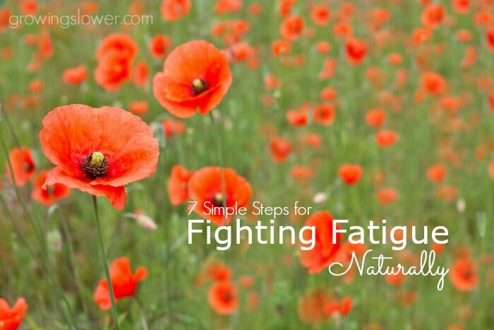 7 Simple Tips to Fight Fatigue Naturally
