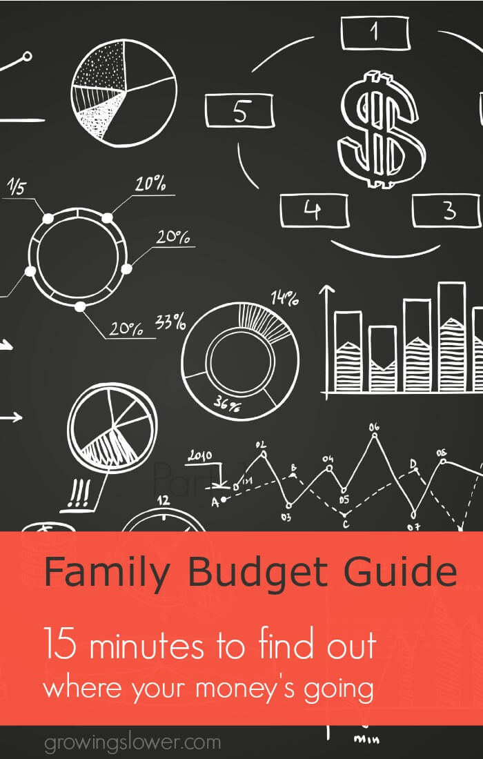 How to Make a Budget - How to Analyze Your Spending - Does it seem like there's never quite enough left over at the end of the month? Find out where all your money's going in just 15 minutes!