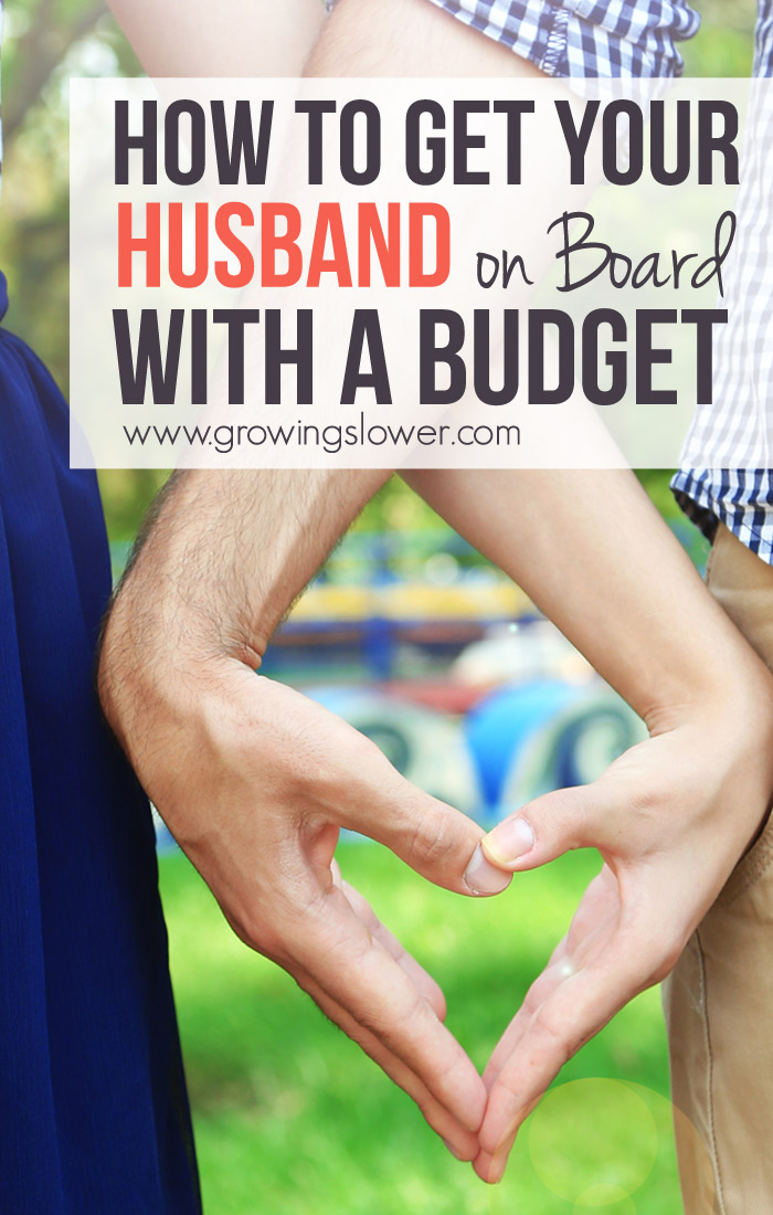 Is getting your husband to spend less driving you crazy? You aren't alone! When women are asked what their biggest budgeting challenge is, their most common answer is: My Husband! There's great news! Even two people with very different spending habits can work together to achieve some big financial goals! Try these 8 Tips for How to Get Your Husband on Board with a Budget.