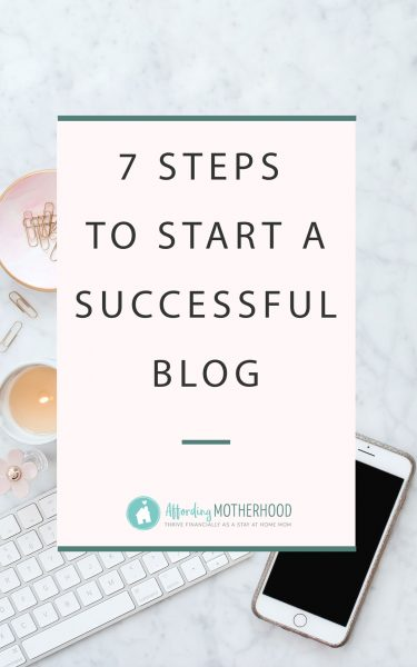 How to Start a Successful Blog: The Ultimate Guide - A step by step tutorial for beginners who want to learn how to make money, whether it be to earn extra cash on the side or to work from home and be a stay at home mom. I'm so excited to show you how to get started blogging the right away! Join me as I share my 5+ years of experience blogging and earning a full-time income from home. With tips and ideas for starting a WordPress blog and choosing topics.