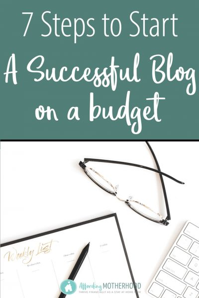 A guide for busy moms who want to earn a part time or full time income from home with blogging. Now it's time to sit down at your keyboard and start writing! I hope I've answered all of your questions about how to start a successful blog and make money, but if there's anything I missed feel free to email me or ask in the comments.
