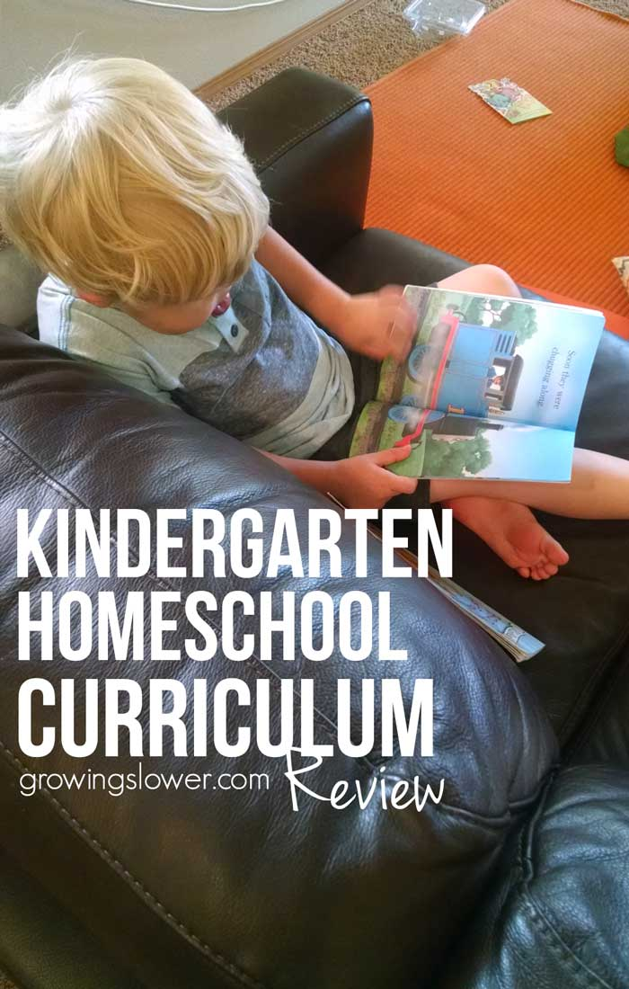 Looking for the best Kindergarten Homeschool Curriculum for your family? Check out this detailed review of our favorite resources and homeschooling ideas for Kindergarten, including pros and cons, costs, time commitment, planning tricks and ways to stay organized.