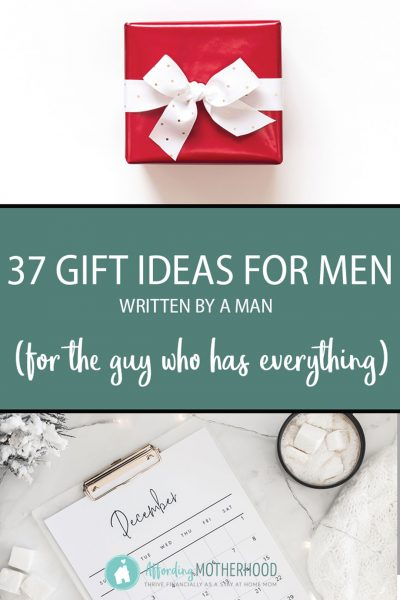 Christmas Ideas For Men.37 Unique Gift Ideas For Men Who Have Everything Written By