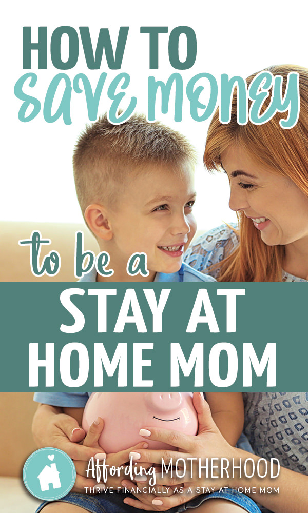 A frugal stay at home mom shares her best tips for budgeting and saving money – so you can stay at home with your kids instead of being away at work.