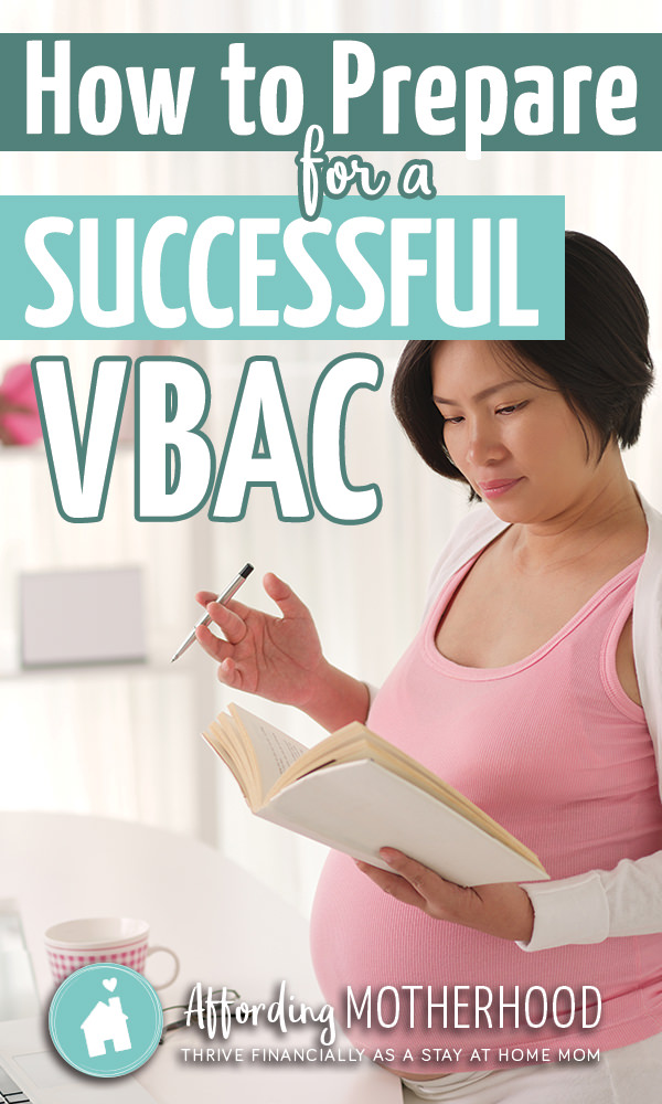 You can create the natural birth experience you hope for with the right preparation. Join this real mom as she shares her VBAC success story and her best tips for normal delivery after cesarean.
