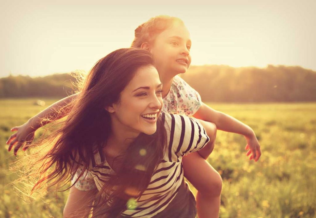 Financial freedom looks like precious moments with your children—without the stress.