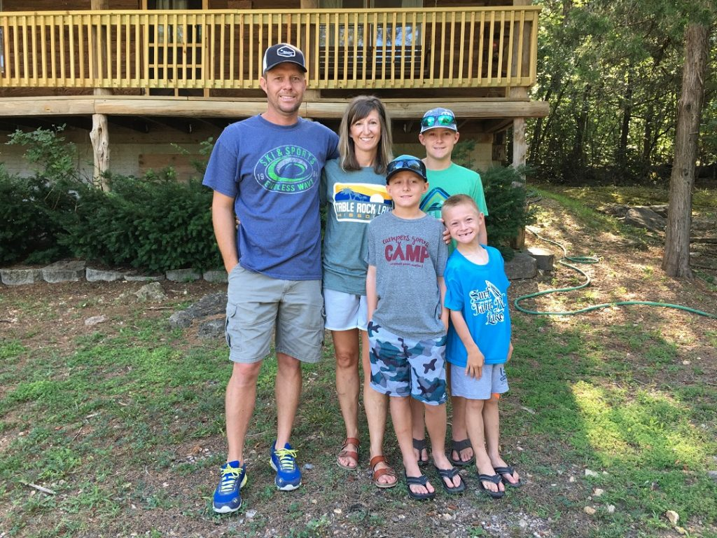 Now that they saved 5000 in 3 months, Holly and her family plan to pay off all their debt within about 6 months.
